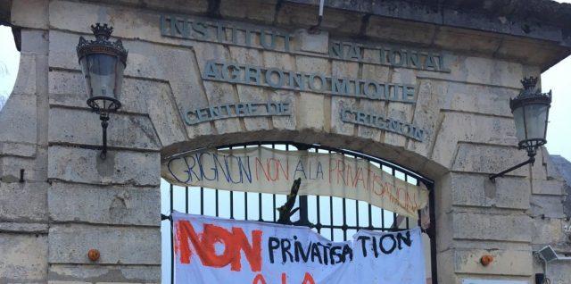 Blocage de Grignon-Signez la pétition